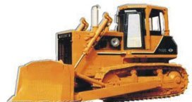 Бульдозер SHANTUI TY320B (Komatsu D155A-2)